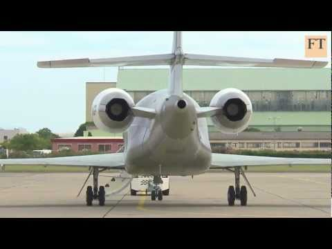 Flight Test: Dassault Falcon 2000S - FT