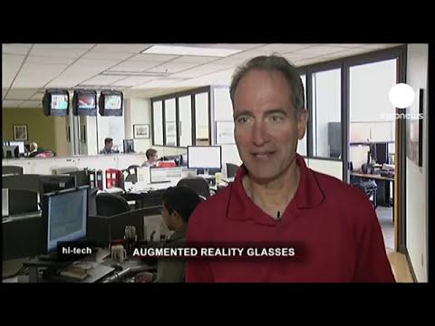 euronews hi-tech - Google busca miles de voluntarios para probar sus gafas futuristas