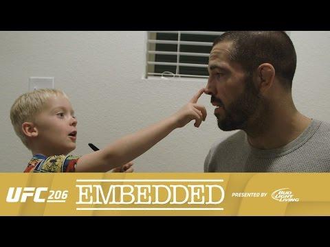 UFC 206 Embedded: Vlog Series - Episode 3