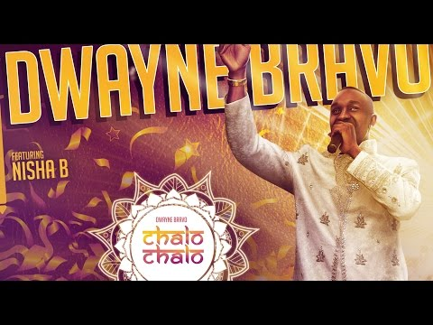 Chalo Chalo - DJ Bravo feat. Nisha B | Official Lyric Video | #ChaloChalo