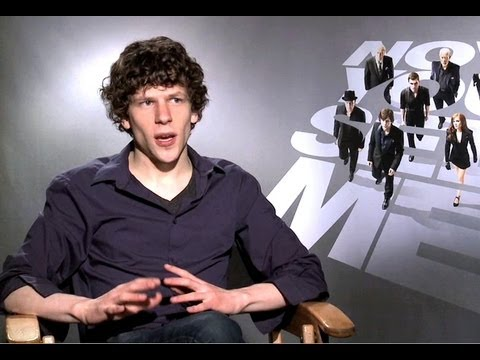 Jesse Eisenberg Interview - Now You See Me (HD) JoBlo.com