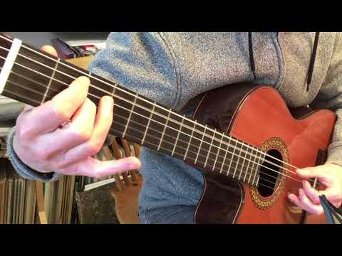 Elegia - New Order (Guitar arrangement)