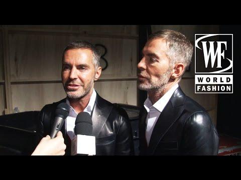 Dsquared2 Fall-Winter 15-16 Milan Fashion Week