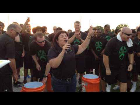 Mayde Creek High School Principal ALS Ice Bucket Challenge