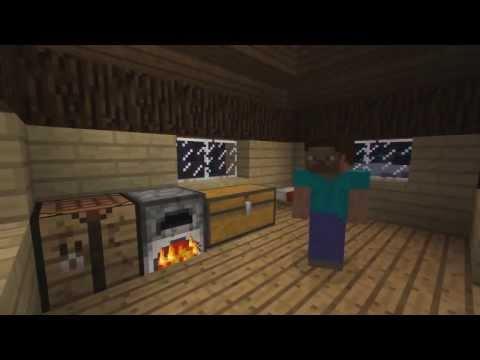Minecraft Horror Movie  - The Headhunter