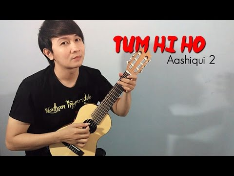 download lagu Tum Hi Ho - Nathan Fingerstyle Cover Aas gratis