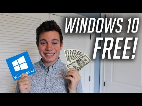 Windows 10 for FREE?!? (100% Free & Legal)