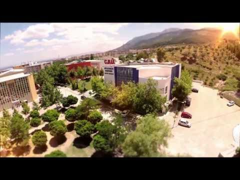 Manisa Celal Bayar Üniversitesi Kısa Tanıtım Filmi