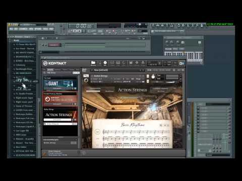 Fl Studio Easy Rap Beat Tutorial video