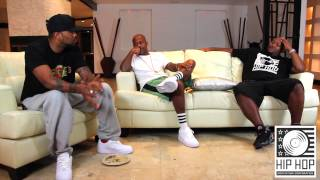 "Damon Dash ""Jay Z Vs. LL Cool J"" (Who Would Win In A Battle) Method Man"