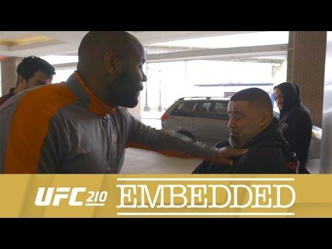 UFC 210 Embedded: Vlog Series - Episode 2