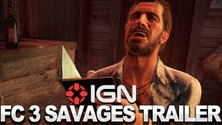 Far Cry 3 - Savages Trailer