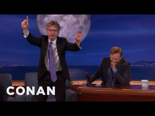 Dana Carvey's Micro-Impressions Of Celebrities  - CONAN on TBS