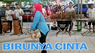 Download Lagu BIRUNYA CINTA - Angklung Malioboro (Pengamen Jogja) Calung Funk Gratis STAFABAND
