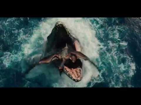 Jurassic World trailer: meet Indominus Rex