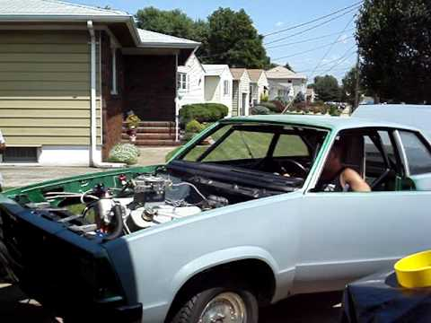 CHEVY FIRST START 708 HORSE POWER  FOR SALE CALL 732-261-1987