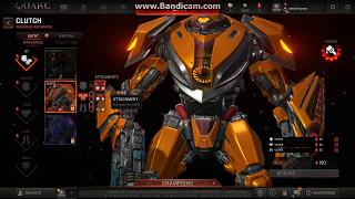 Quake Champions обзор скинов и оружия