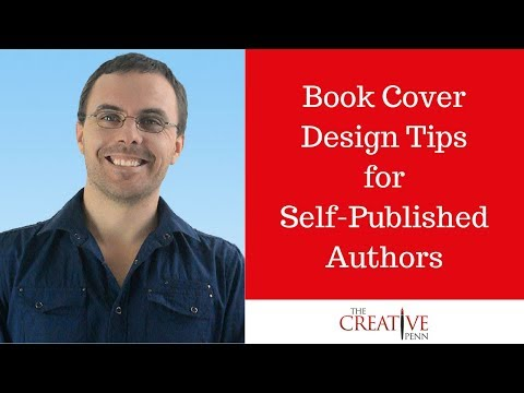 Book Cover Design Tips for Self Published Authors