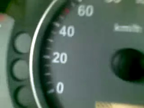 Hyundai Atos Prime Top Speed