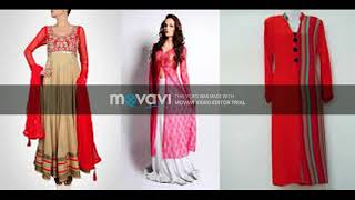 Latest Pakistani Fancy Work Party Wear Dresses For Girls