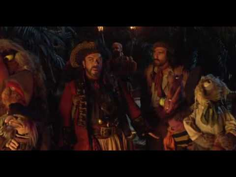 A Professional Pirate - Tim Curry Muppet Treasure Island 1996