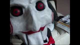 Making Billy the Puppet from saw