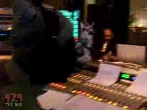 J-Mac Freestyle w/ Tamar on KBXX-FM 97.9 The Box