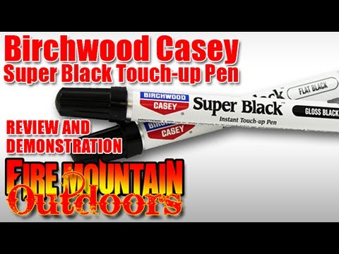 Birchwood Casey Super Black Touch Up Pen