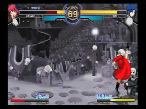 Lord*Knight vs IsThisMugen @ ECT2
