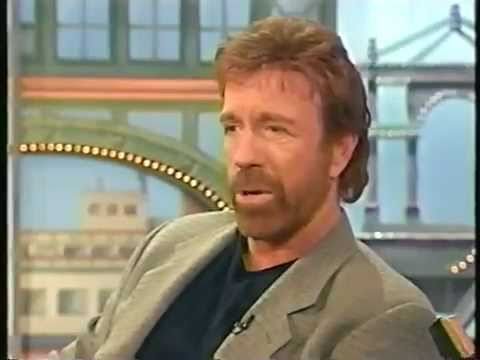 Chuck Norris and the Machado Brothers on Rosie O'donnell Show