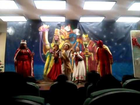 Obras de Teatro para Evangelizar - Pastorela Navideña TEC SAN PEDRO COAHUILA