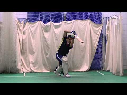 Hd Cricket Batting Tips How To Play Left Handed Cover Drives video