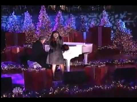 CHARICE PEMPENGCO: Jingle Bell Rock Christmas In Rockefeller Center 30Nov2010