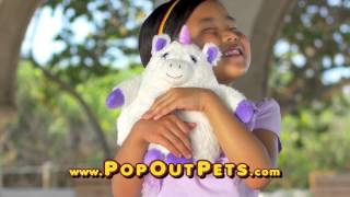 The Official Pop Out Pets Commercial | As Seen On TV