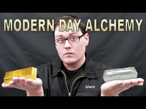 Scientific Tuesdays - Modern Day Alchemy (Electroplating)