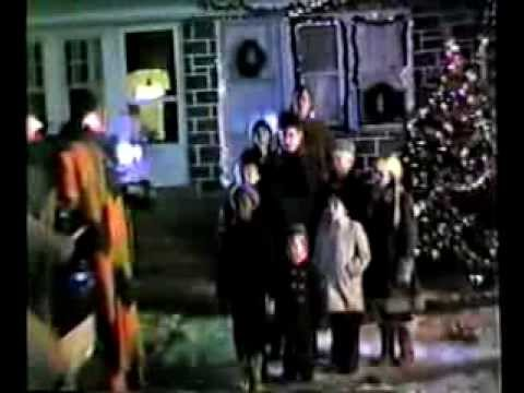 Alan Mann Christmas On The Block b-roll