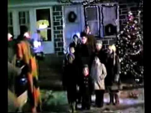 Alan Mann Christmas On The Block b-roll