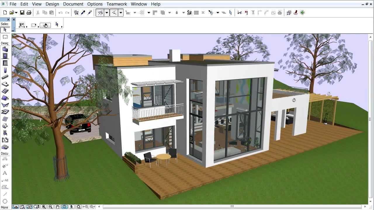 Библиотека элементов в archicad - фасад проект.