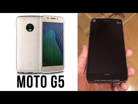 NEW! Moto G5 Filtrado ¡DECEPCIÓN TOTAL!