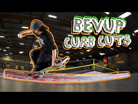 18 Incredible Curb Tricks With Bevup