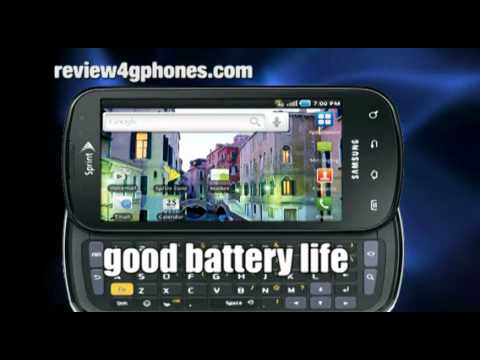 Samsung Epic 4G Touch (Samsung Galaxy S 2) review