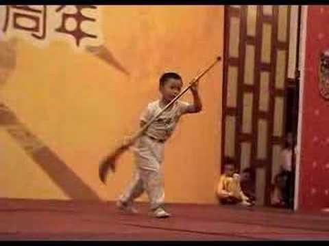 Kwan Dao Kid