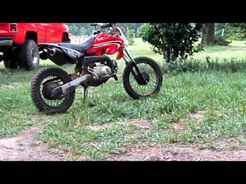 Baja Motorsport Dirt Bike 70cc