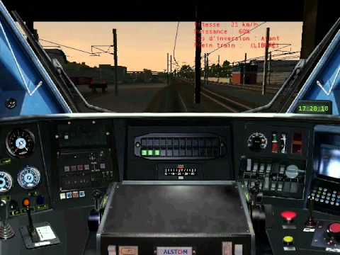 Trajet en Eurostar