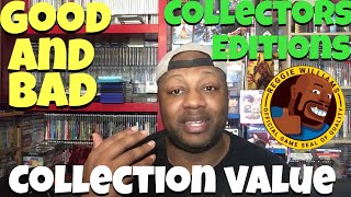 Does it matter if your Game Collection is valuable?