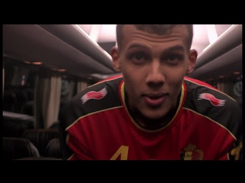 Stromae - Ta Fête (Belgian Football Music Video)