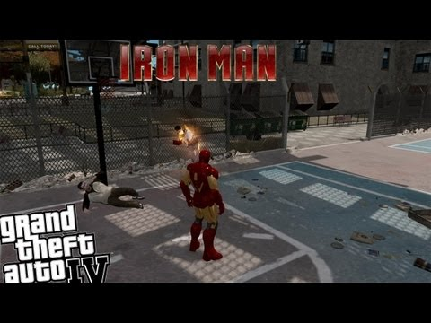 Iron Man Let