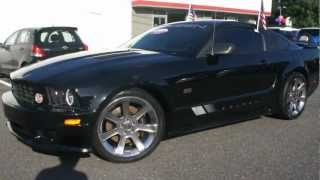 2007 Ford Mustang Saleen 281 For Sale~Super Charged~Beautiful Condition