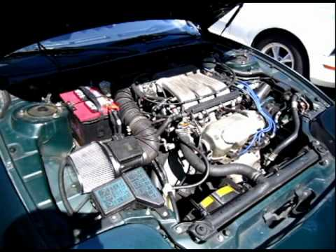 Under The Hood 1992 Dodge Stealth Youtube