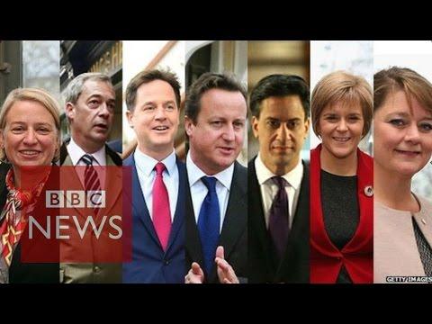 Election 2015: 7 party manifestos in under 2 minutes - BBC News